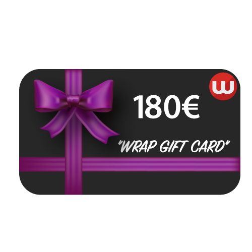Wrap Gift Card - 180