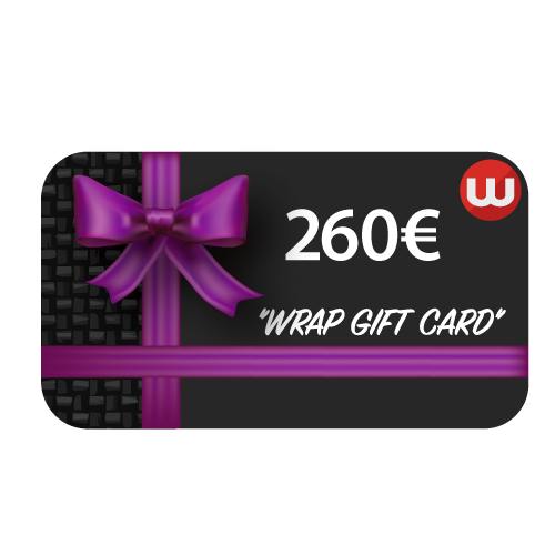 Wrap Gift Card - 260